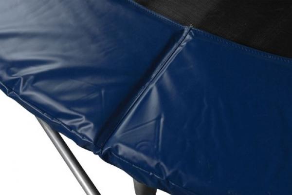 Randpolster UNIVERSAL extrastark - blau Ø 240 cm