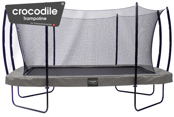 Trampoline Crocodile Q47 Jumbo 465 x 465 cm