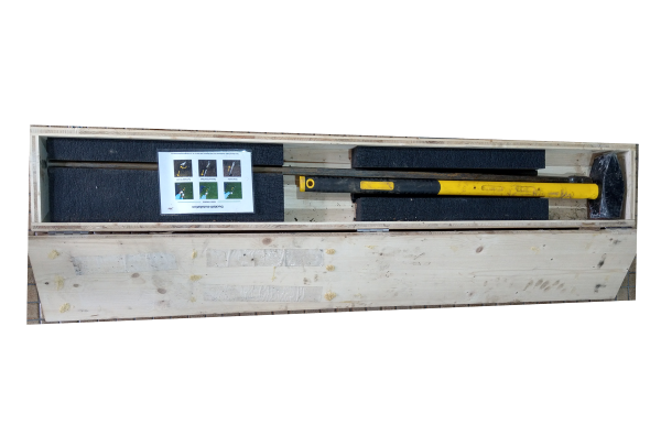Miete Installationsmaterial für Duckbillanker