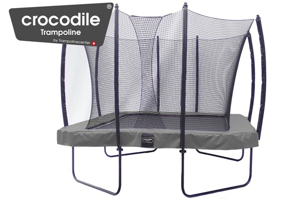 Trampoline Crocodile X39 Fly 390 x 480 cm