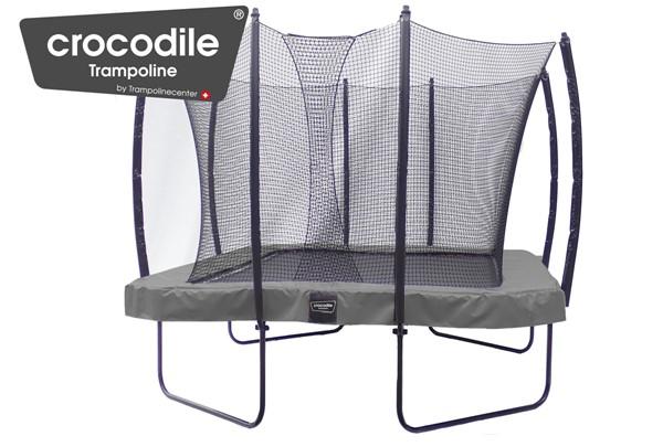 Trampoline Crocodile X36 Passion 360 x 480 cm